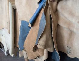 CONNOLY Leather - ORIGINAL FOR PRESERVATION AND RESTORATION