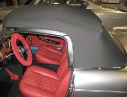 Ferrari 275 GTS interni rossi