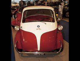 BMW Isetta 250 1956 C/o il Museo Nicolis - Villafranca (VR)