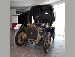 Peugeot tipo 58 1904 C/o il Museo Nicolis - Villafranca (VR)